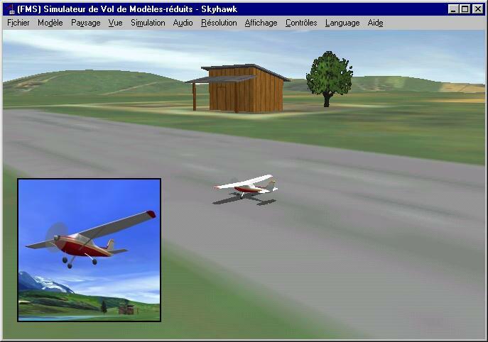 fms simulateur